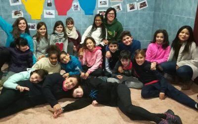 Vuelven las actividades de HIRUSTA Movimiento Calasanz
