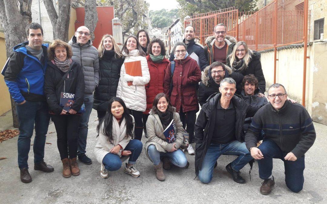 Educadores Escolapios 2019 en Tafalla