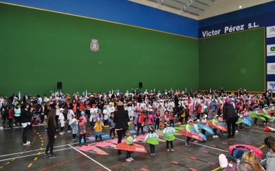 Carnavales 2020, ¡OLIMPIADAS ESCOLAPIAS!
